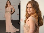 Amy Adams In Gucci - LACMA's Art and Film Gala