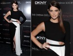 Ashley Greene In Donna Karan - 'The Twilight Saga: Breaking Dawn – Part 1′ New York Screening