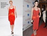 Ashley Greene In Narciso Rodriguez - 'The Twilight Saga: Breaking Dawn: Part 1' Toronto Premiere