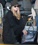 LAX Style: Amanda Seyfried's Givenchy Antigona Bag & Salvatore Ferragamo Tote
