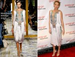 Blake Lively In Marchesa - 'Gossip Girl' Celebrates 100 Episodes