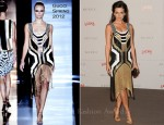 Camilla Belle In Gucci - LACMA's Art and Film Gala