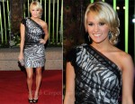 Carrie Underwood In Roberto de Villacis - 59th Annual BMI Country Awards