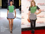 Chloe Moretz In Stella McCartney - 'Gossip Girl' Celebrates 100 Episodes