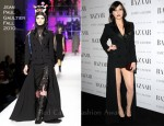 Daisy Lowe In Jean Paul Gaultier - Harper's Bazaar Women Of The Year Awards