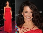 Kristin Davis In Vintage Azzaro - 2011 Hollywood Style Awards