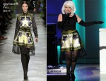 Debbie Harry In Givenchy - Glamour's 2011 Women Of The Year Awards