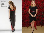 Elizabeth Olsen In Chanel Couture - MoMA Film Benefit: A Tribute To Pedro Almodovar