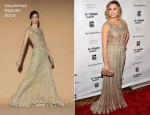 Elizabeth Olsen In Valentino - 21st Annual Gotham Independent Film Awards
