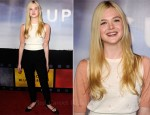 Elle Fanning In Miu Miu - 'Super 8' DVD Release Party
