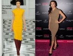 Eva Longoria In Victoria Beckham - Hollywood Style Awards