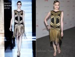 Evan Rachel Wood In Gucci - LACMA's Art and Film Gala