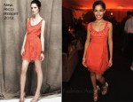 Freida Pinto In Nina Ricci - 'Immortals' Premiere After-Party