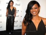Garcelle Beauvais In St. John - 2011 amfAR Inspiration Gala Los Angeles