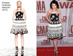 Ginnifer Goodwin In Prabal Gurung - 2011 CMA Awards