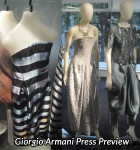 Giorgio Armani Spring 2012 Press Preview