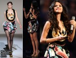 Selena Gomez' 8 Wardrobe Changes At The MTV Europe Music Award