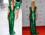 Gwyneth Paltrow In Elie Saab - 2011 Bambi Awards