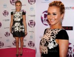 Hayden Panettiere In Tibi - 2011 MTV European Music Awards