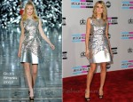 Heidi Klum In Giles - 2011 American Music Awards
