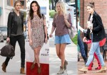 Celebrities Love...Isabel Marant Dicker Suede Ankle Boots