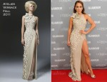 Jennifer Lopez In Atelier Versace - Glamour's 2011 Women Of The Year Awards