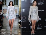 Jennifer Lopez In Emilio Pucci - 2011 American Music Awards Post-Party