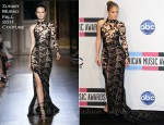 Jennifer Lopez In Zuhair Murad Couture - 2011 American Music Awards