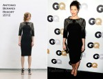 Jessica Biel In Antonio Berardi - GQ 2011 Men Of The Year Awards