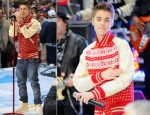 Justin Bieber In Junya Watanabe - The Today Show