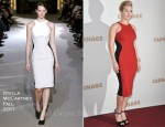 Kate Winslet In Stella McCartney - 'Carnage' Paris Premiere