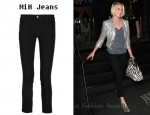 In Katherine Heigl's Closet - MiH Jeans Paris Mid-Rise Cropped Jeans