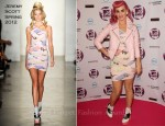 Katy Perry In Jeremy Scott - 2011 MTV European Music Awards