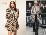In Kelly Rowland's Closet - ASOS Blanket Wrap Cardigan