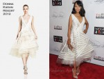 Kerry Washington In Donna Karan - Keep A Child Alive Ball