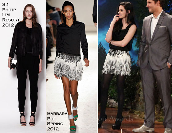 Fashion Police - Page 6 Kristen-Stewart-In-31-Philip-Lim-Barbara-Bui-The-Ellen-DeGeneres-Show