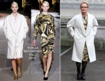 Meryl Streep In Stella McCartney - The Iron Lady London Photocall