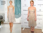 Michelle Williams In Erdem - 'My Week With Marilyn' New York Premiere