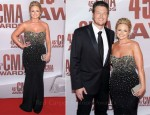 Miranda Lambert In Haute Hippie - 2011 CMA Awards