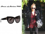 In Nicole Richie's Closet - House of Harlow 1960 Chelsea Cat Eye Sunglasses