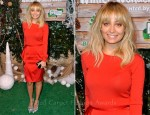 Nicole Richie In Stella McCartney - Winter Wonderland Event