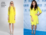 Nikki Reed In Jenni Kayne - 2011 Wired Store Launch Party