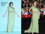 Nikki Reed In Marchesa -  'The Twilight Saga: Breaking Dawn - Part 1' LA Premiere
