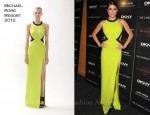 Nikki Reed In Michael Kors - 'The Twilight Saga: Breaking Dawn – Part 1′ New York Screening