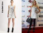 In Paris Hilton's Closet - Rachel Zoe Peggy Sequined Shift Dress