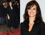Penelope Cruz In L'Wren Scott - 20th Torino Film Festival Opening Ceremony