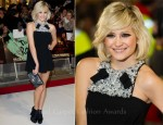 Pixie Lott In Paule Ka - 'The Twilight Saga: Breaking Dawn – Part 1′ London Premiere