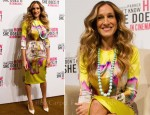 Sarah Jessica Parker In Vera Wang - 'I Don't Know How She Does It' Melbourne Press Conference