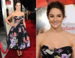 Shailene Woodley In Dolce & Gabbana - 'The Descendants' LA Premiere