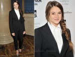 Shailene Woodley In Dolce & Gabbana - 21st Annual Gotham Independent Film Awards